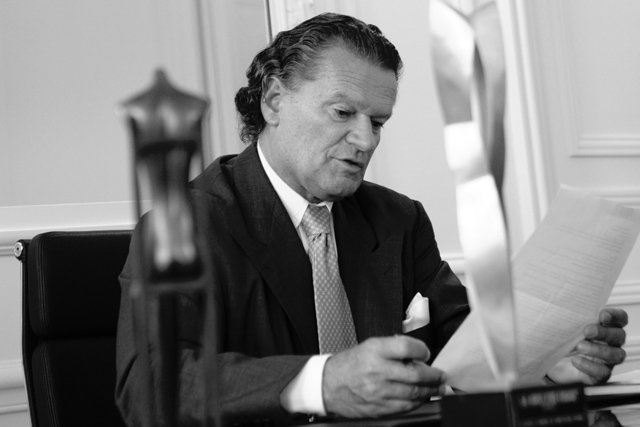 siegfried weiser / kunde: la biosthetique / paris 2006 / foto: nils hendrik mueller