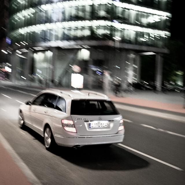 c-klasse t-model / mercedesmagazin / berlin 2010 / foto: nils hendrik müller