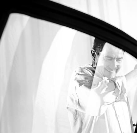 klaus-peter beyer / babelsberger filmorchester/ foto: nils hendrik mueller