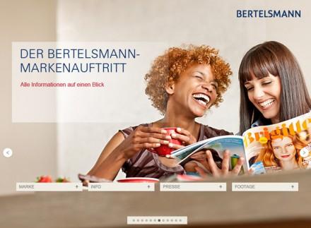 kunde bertelsmann ag / quelle: www.bertelsmann.de / foto: nils hendrik mueller