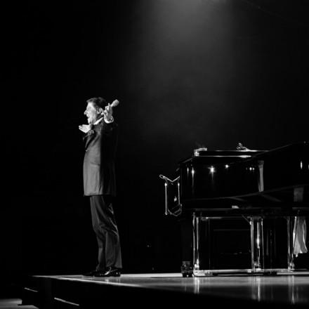 udo jürgens / kunde: schimmel piano / braunschweig 2006 / foto: nils hendrik mueller