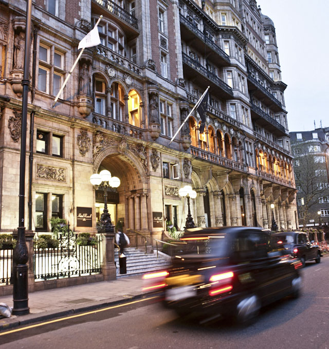 kunde: la biosthetique / london 2008 / foto: nils hendrik mueller