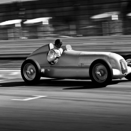 silberpfeil / kunde: pro motion gmbh / nürburgring 2009 / foto: nils hendrik mueller