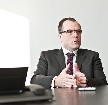 clemens tönnies / tönnies fleisch / kunde: wirtschaftswoche / rheda 2011 / Foto: nils hendrik mueller