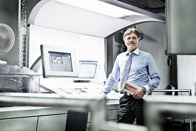 michael kleine / merkur print & service group / kunde: handelsblatt / detmold: 2012 / foto: nils hendrik mueller