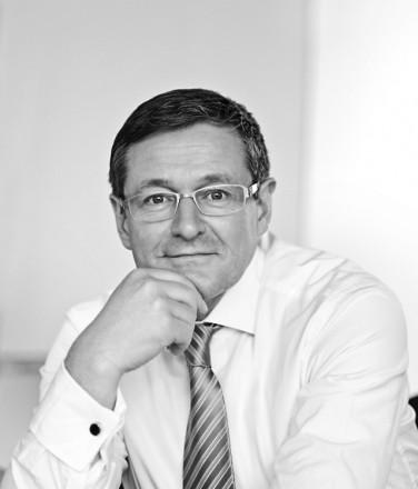 jürgen herrmann ( finanzvorstand ) / kunde: qsc ag / agentur: sitzgruppe düsseldorf / köln 2012 / foto: nils hendrik mueller