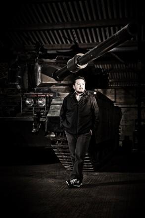 justin lin, regisseur / kunde: grip / london 2013 / foto: nils hendrik mueller