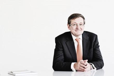 jürgen herrmann (ceo) / kunde: qsc ag / agentur: sitzgruppe düsseldorf / köln 2013 / foto: nils hendrik mueller