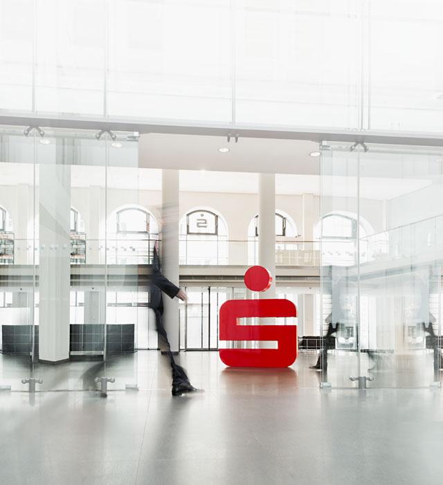 Kunde: Deutscher Sparkassen und Giroverband / Agentur: Wirdesign / Berlin 2014 / Foto: Nils Hendrik Mueller