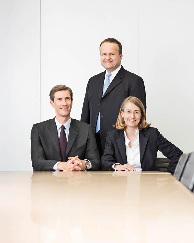 Vorstand Deutsche Beteiligungs AG / Agentur: SHE / Frankfurt 2014 / Foto: Nils Hendrik Mueller