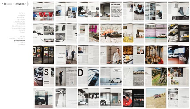 Printed Editorial / 2004-2014 / Foto: Nils Hendrik Mueller