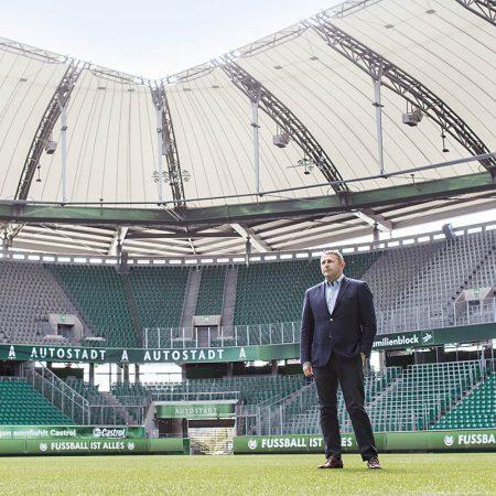 Klaus Allofs, Vfl Wolfsburg / Kunde: ADAC Verlag / Wolfsburg 2016 / Foto: Nils Hendrik Mueller