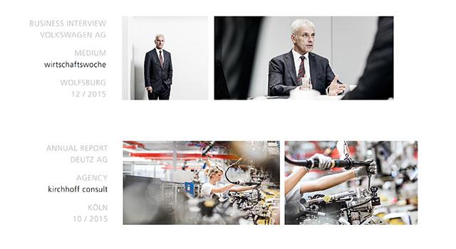 Corporate Highlights 2015/2016 // Foto: Nils Hendrik Mueller