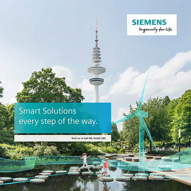 Kunde: Siemens AG / Agentur RosenbauerSolbach / Hamburg 2016 / Foto: Nils Hendrik Mueller