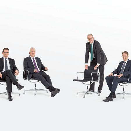 Vorstand Nordzucker AG / Agentur: Scheufele Hesse Eigler Kommunikationsagentur / Braunschweig 2016 / Foto: Nils Hendrik Mueller