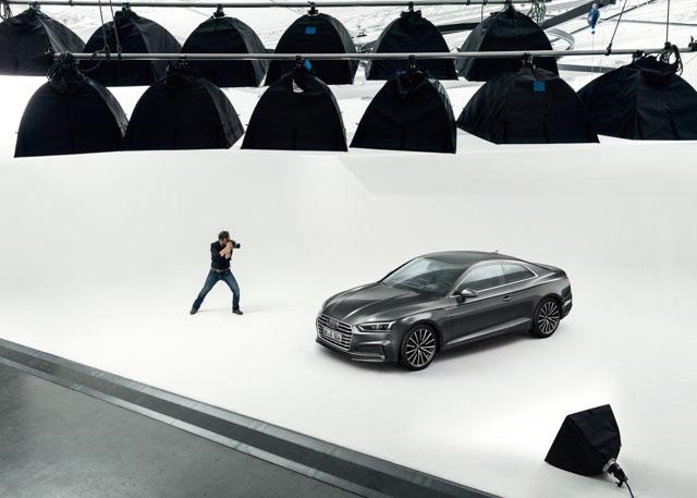 Kunde: Audi AG / Agentur: Gingco.net / Berlin 2016 / Foto: Nils Hendrik Mueller