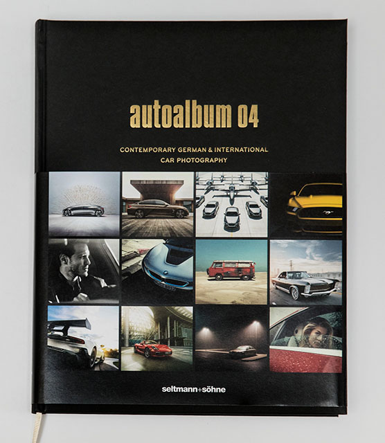 autoalbum04: contemporary german & international car photography