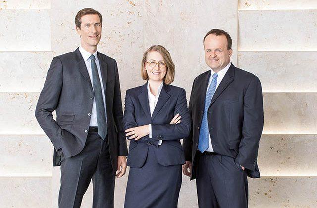 Vorstand Deutsche Beteiligungs AG / Geschäftsbericht / Agentur: Scheufele Hesse Eigler / Frankfurt 2016 / Foto: Nils Hendrik Mueller