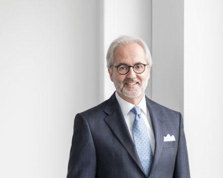Hartmut Müller, CEO / Kunde: Grammer AG / Agentur: Kirchhoff Consult / Frankfurt 2016 / Foto: Nils Hendrik Mueller