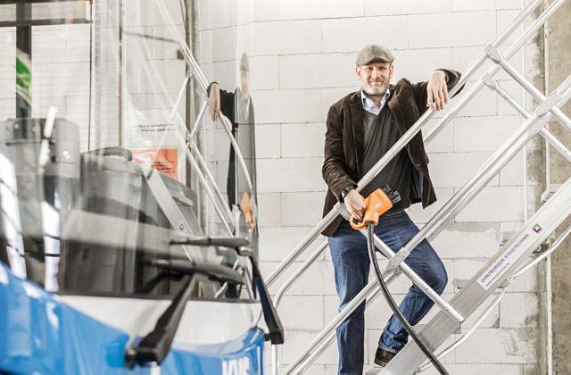 Sven Bohnstedt, Sileo GmbH / Wirtschaftswoche / Salzgitter 2017 / Foto: Nils Hendrik Mueller