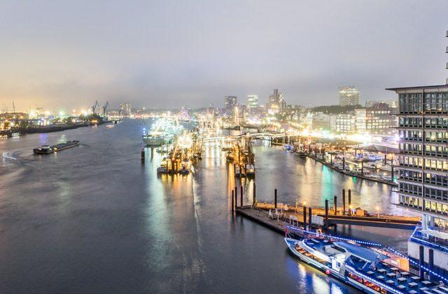 Hamburger Hafen / Hamburg 2017 / Foto: Nils Hendrik Mueller
