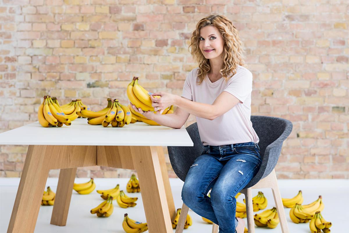 Eva Imhof / Kunde: Chiquita / Agentur: Cohn & Wolfe / Berlin 2017 / Foto: Nils Hendrik Mueller
