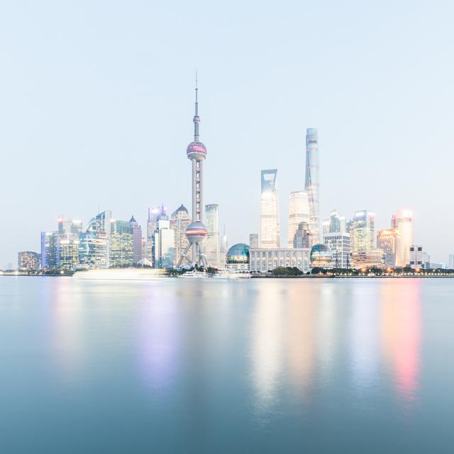 Free Work / Shanghai 2017 / Foto: Nils Hendrik Mueller