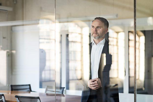 Dirk Huesmann ( CEO ) / Kunde: wirDesign / Braunschweig 2018 / Fotograf: Nils Hendrik Mueller