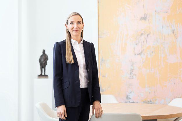 Dr. Simone Bagel-Trah ( Aufsichtsratsvorsitzende ) / Henkel AG / Düsseldorf 2019 / Fotograf: Nils Hendrik Mueller