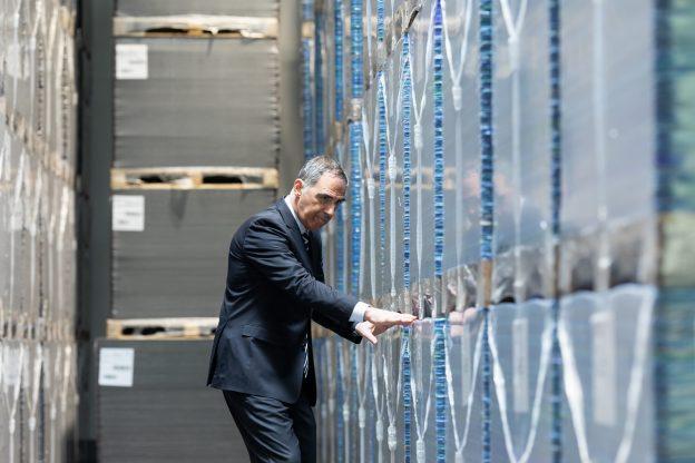 Kunde: Deutsche Beteiligungs AG / Firma: Cartonplast / Frankfurt 2020 / Fotograf: Nils Hendrik Mueller