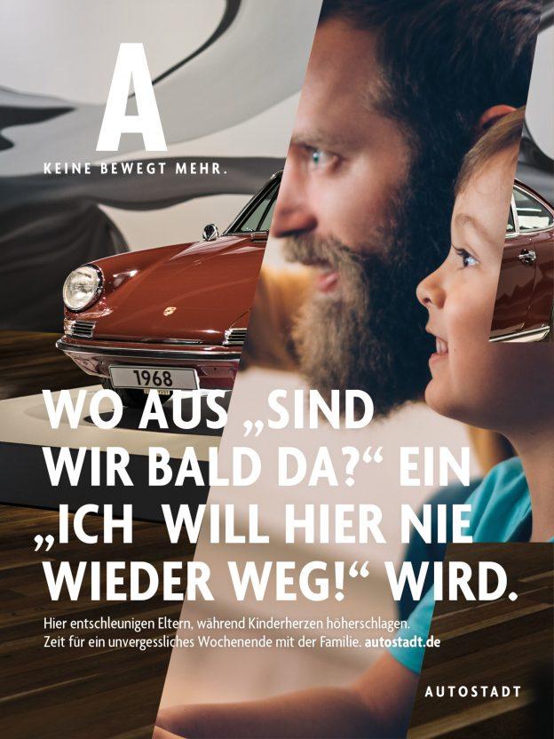 Kunde: Autostadt / Agentur: Jung von Matt Sport / Wolfsburg 2020 / Architekturfoto: Nils Hendrik Mueller